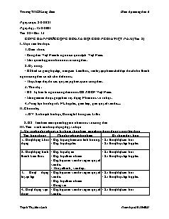 Giáo án Giáo dục công dân Lớp 6 - Bài 13: Công dân nước cộng hòa xã hội chủ nghĩa Việt Nam (Tiết 2) - Năm học 2020-2021 - Trịnh Thị Mai Linh