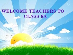 Bài giảng Tiếng anh Lớp 8 - Unit 4, Lesson 1: Getting started - Năm học 2018-2019