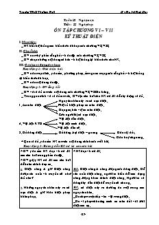 Giáo án Công nghệ 8 - Tiết 35, 36 - Gv: Huỳnh Hữu Đạt - Trường THCS Thới An Hội