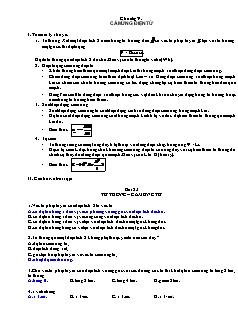 Trắc nghiệm Vật lý 11 có đáp án - Chương V - Cảm ứng điện từ